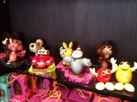 LA PATISSERIE CHOCOLATERIE LESAGE VOUS PRESENTE SES CARTOON\'S