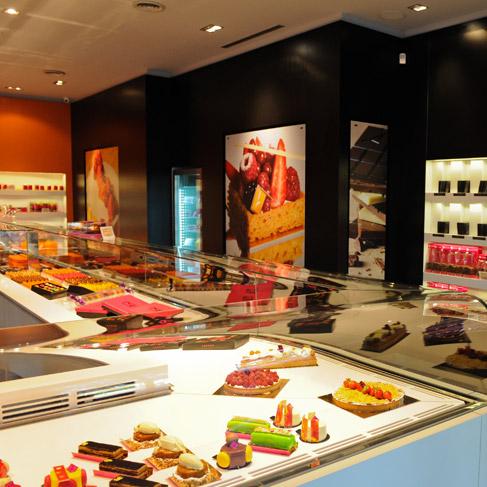 Salon de th p tisserie chocolaterie lesage gen ve suisse - Patisserie salon de the ...